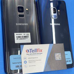 Samsung Galaxy S9 64GB Unlocked ☑️☑️warranty 🔥🔥 for Sale in Tampa, FL