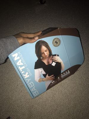 Baby K'tan Baby Wrap Carrier for Sale in VA, US