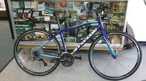 Cannondale Quick Four Road Bike Blue Finish Medium Size Bicycle for Sale in Chula Vista, CA