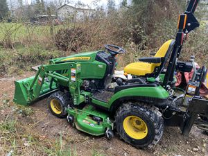 John deer two year old tractor for Sale in Seattle, WA