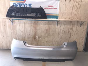 2015-2017 Toyota Camry Rear Bumper and grille for Sale in Jurupa Valley, CA