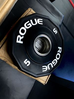 Rogue Fitness - Change Plates (5lb Pair) for Sale in Redlands, CA