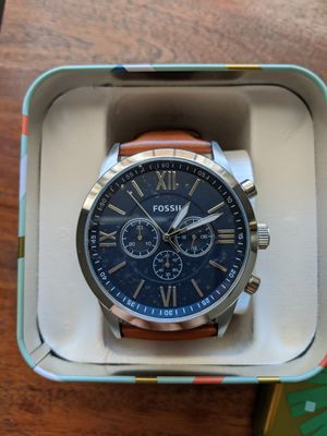 Brand new fossil watch for Sale in Arlington, TX