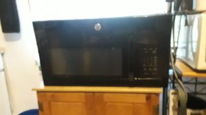 G&E above range Microwave for Sale in Baltimore, MD