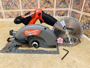 Milwaukee Circular saw M18 Fuel for Sale in Anaheim, CA