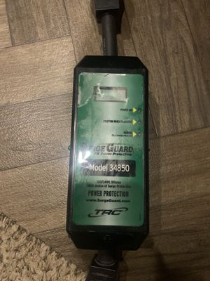 Rv surge protector 50amp for Sale in Fairview, OR
