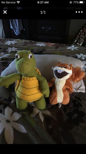 over the hedge plush for Sale in Paramount, CA