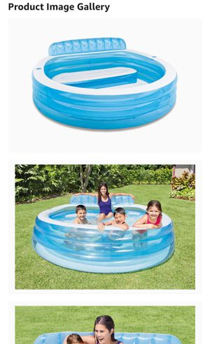 Pool swimming pool intex for Sale in Cleveland, OH