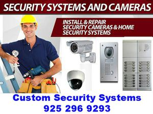 Security cameras for your home or business for Sale in Oakley, CA