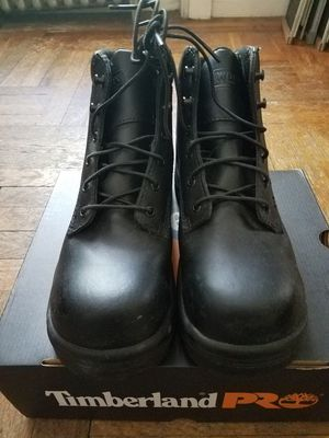 Red Wing Worx Black Work Boots for Sale in Brooklyn, NY