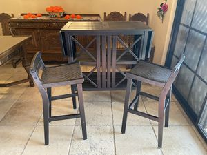 Thomasville bar table and chairs set for Sale in Scottsdale, AZ