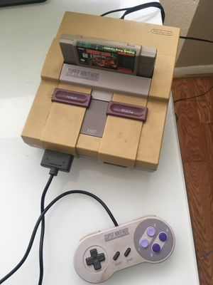 Snes for Sale in Silver Spring, MD