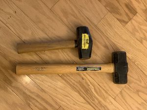 """Two 4-lb. Engineer's Hammers 16"""" and 10"""" for Sale in Charlotte, NC"""