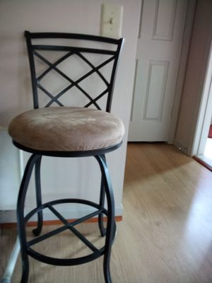 Two 25 inch Swivel Counter Stools for Sale in Woodbridge, VA