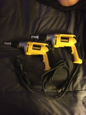 Dewalt drills for Sale in Greensboro, NC