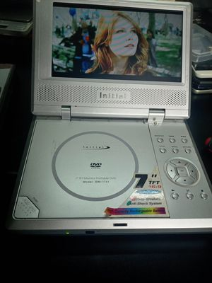 "Dvd portable 7"" for Sale in San Jose, CA"