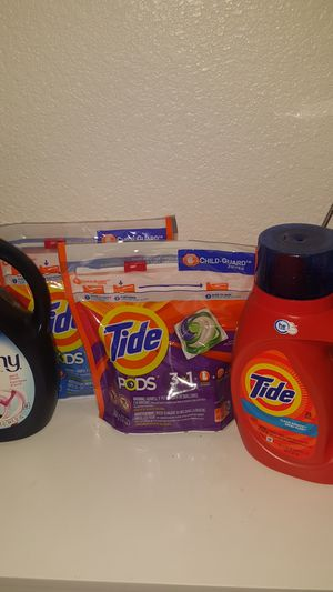 Tide and downy for Sale in Antioch, CA