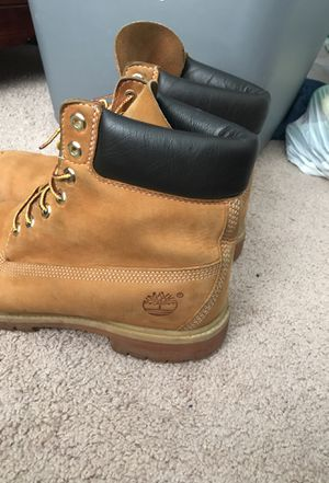 Timberlands Size 10.5 for Sale in Louisburg, NC