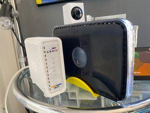 COX Cable INTERNET BUNDLE - Docsis 3.0 modem up to 300 Mbps + Netgear WiFi Router for Sale in Las Vegas, NV