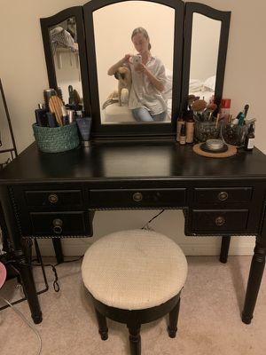 Makeup vanity for Sale in Falls Church, VA