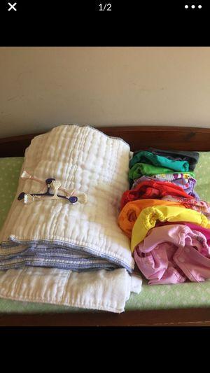 Cloth Diaper Set for Sale in Vista, CA