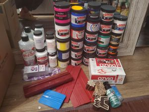 Screen printing supplies for Sale in Portland, OR