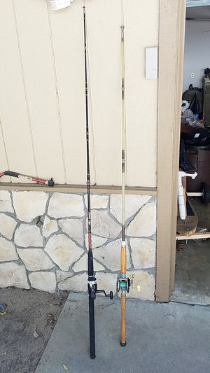 Fishing Reels with Rods for Sale in Nipomo, CA