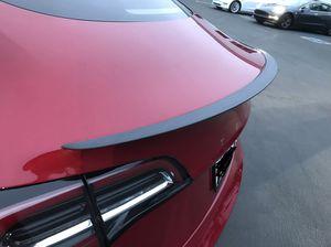 Tesla Model 3 performance spoiler for Sale in Coral Springs, FL