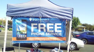 4G TOUCH SCREEN CELL PHONE PLUS FREE SERVICE for Sale in Stockton, CA