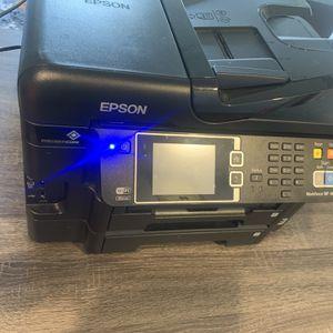 Epson WF/3640 Printer Scanner Copier for Sale in Plano, TX