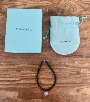 Tiffany & Co Black Onyx Bracelet for Sale in Dallas, TX