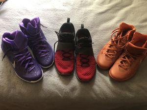 3 pair of Nikes for Sale in Longview, TX
