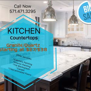 Kitchen Countertops for Sale in Centreville, VA