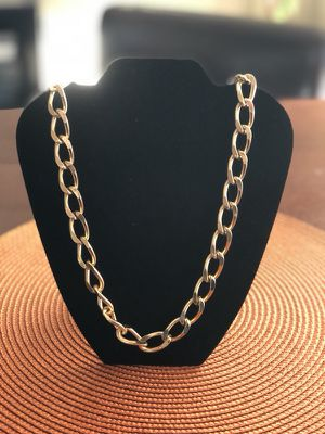 Heavy Gold Electroplated Chain for Sale in Del Rey Oaks, CA
