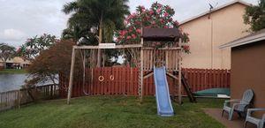 Swing Set - Playground for Sale in Davie, FL