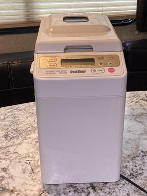 Bread Maker Hitachi HB-B301 for Sale in Orlando, FL