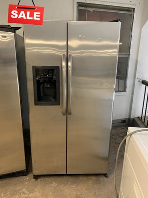 🚀🚀🚀Delivery Available Refrigerator Fridge GE Ice and Water #1347🚀🚀🚀 for Sale in Jessup, MD