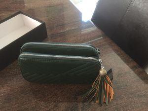 Chanel bag,purse( dark Green color) for Sale in South El Monte, CA