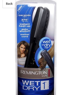 Remington Flat Iron Wet To Dry for Sale in Lake Shore, MN