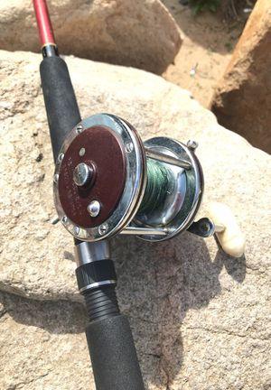 Penn senator reel fishing for Sale in Carlsbad, CA