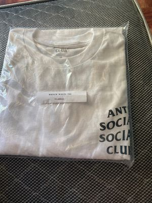 Anti social club tee for Sale in Los Angeles, CA