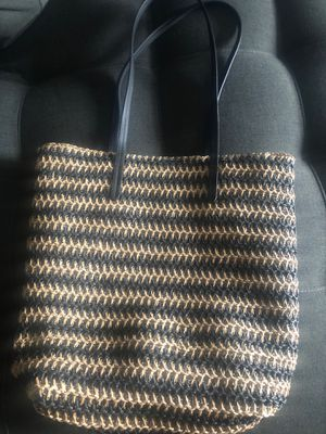 Tote purse beach bag for Sale in Glendale Heights, IL