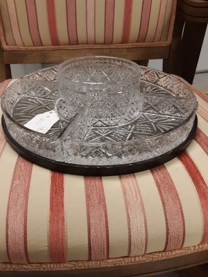 Dip and Vegetable Tray for Sale in Farmville, VA