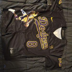 Kobe dodgers jersey $65 sm med lg xl 2x 3x for Sale in Pomona, CA