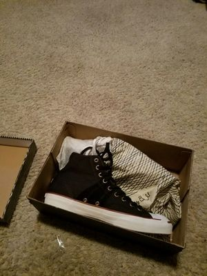 Converse jack Purcell hi top for Sale in Dallas, TX