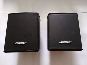 Bose wireless Surround Speakers for Sale in Richardson, TX