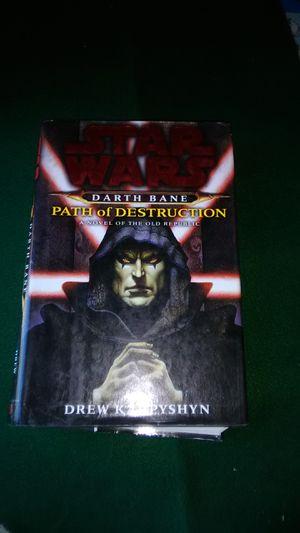 Star wars book for Sale in Deville, LA