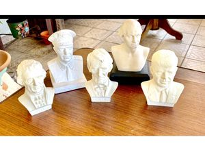 Collection presidents bust for Sale in Long Beach, CA