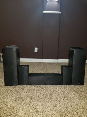 Onkyo SKS-HT594 5.1.2-Channel Home Theater Speaker System for Sale in Richmond, TX