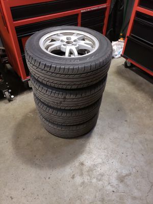 2010 Toyota Prius set of 4 tires. 195/65R15 for Sale in Portland, OR